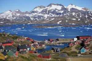 Grönland Kreuzfahrt
